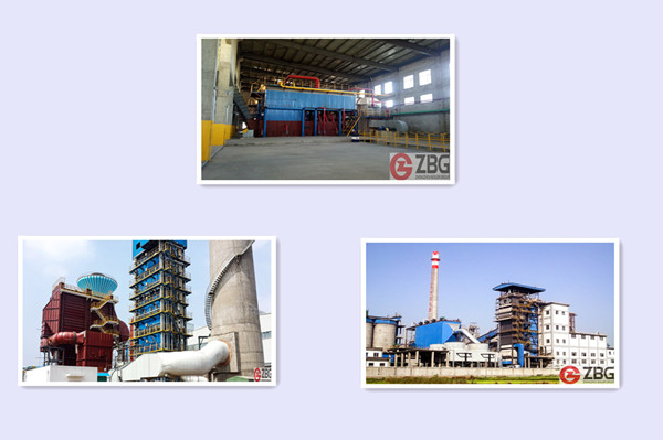 Power plant boiler selection